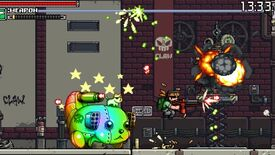 Image for Platform shooter Mercenary Kings calls in free reinforcements next month