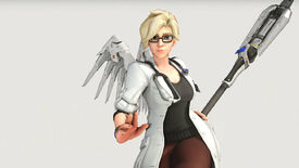 Image for Mercy's Recall Challenge gives the Overwatch medic a more practical set of scrubs