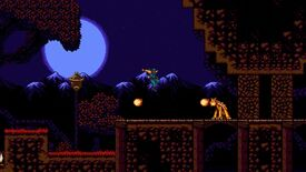 Image for Hop between 8 and 16-bit eras in The Messenger