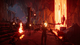 Image for Metal: Hellsinger is a rhythm shooter with some serious metal vocalists