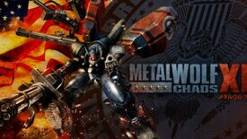 Image for Metal Wolf Chaos XD puts the American President into a mech suit