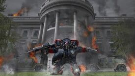 Image for Metal Wolf Chaos XD throws down at the Fight House on August 6th