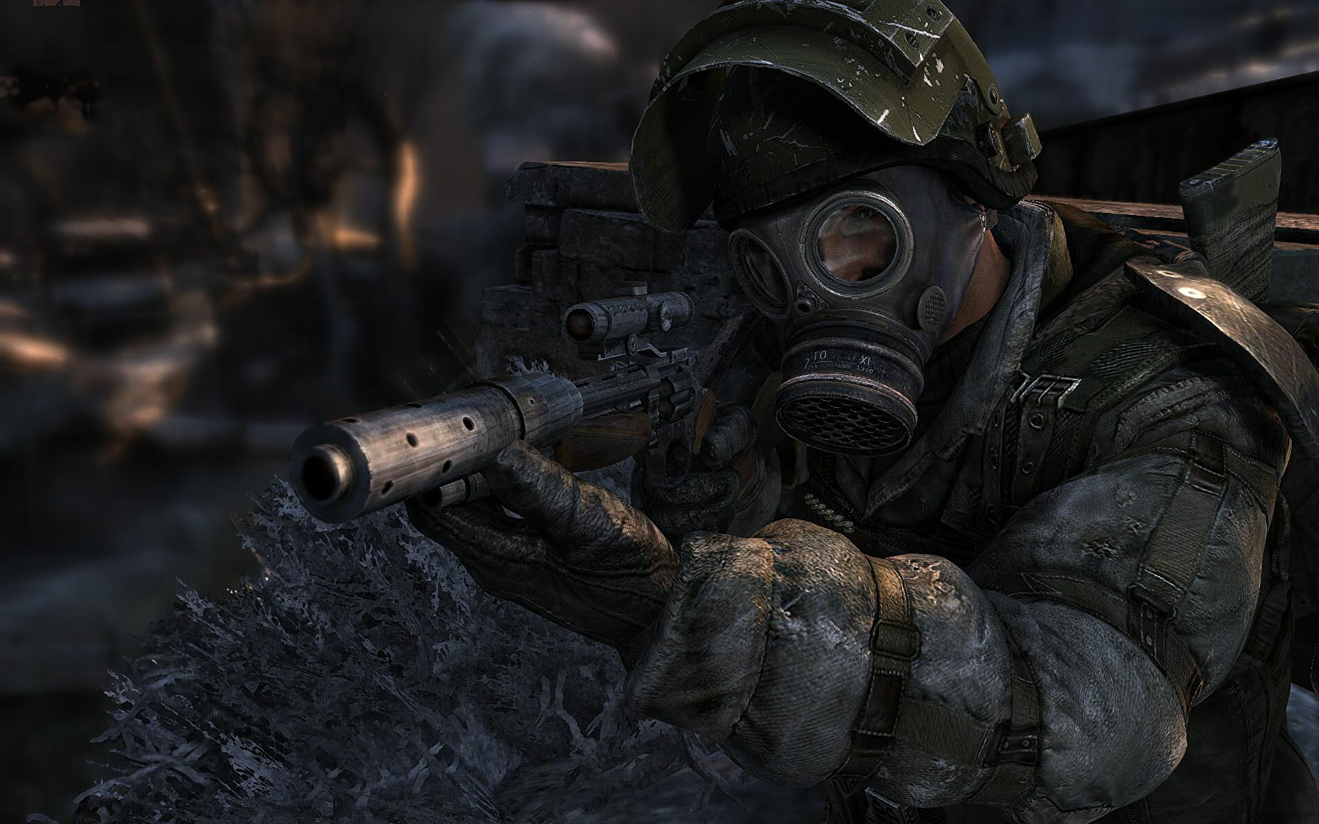 Metro 2033 is free to keep on Steam right now