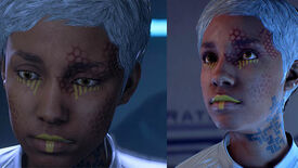 Image for New Mass Effect patch: what a difference an eye makes
