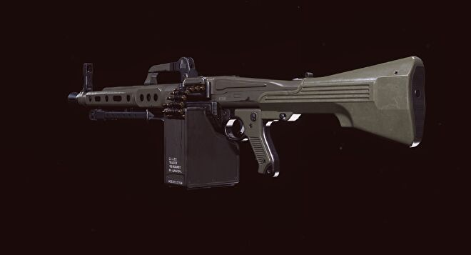 An MG82 in Call of Duty