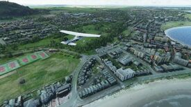 Image for Microsoft Flight Simulator's next update plots a course for the UK