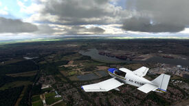 Image for Microsoft Flight Simulator video tours the great cities of Europe, also Southampton