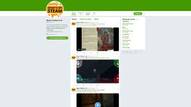 Image for Twitter's Microtrailers, the funnest way to follow Steam releases, is back