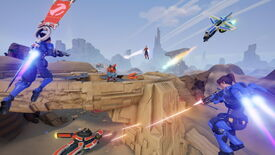 Image for Midair soars out of early access, becoming F2P