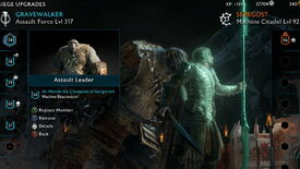 Image for Middle-earth: Shadow Of War removing loot boxes