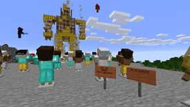 Image for Minecraft archaeology 2: Thomas The Tank Engine's bum