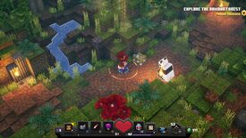 Image for Minecraft Dungeons Jungle Awakens: how to unlock Panda Plateau