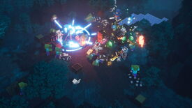 Image for Minecraft Dungeons opens beta signups and introduces its plot