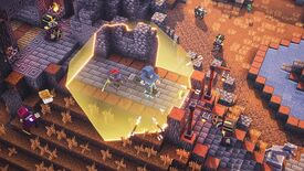 Image for Minecraft Dungeons will enable cross-platform multiplayer next week