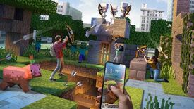 Image for Minecraft Earth is shutting down this summer