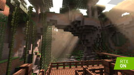 Image for Minecraft gets official ray tracing support for Nvidia RTX cards