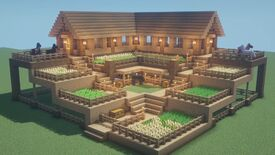 Image for 12 Minecraft house ideas (2021): modern houses, treehouses, and more