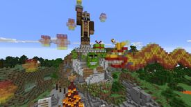 Image for I let the RPS Minecraft server go feral: a gallery