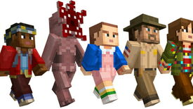Image for Minecraft Winton gets Stranger Things skin pack
