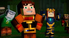 Image for Minecraft: Story Mode Ep 5 Decamps To Sky City