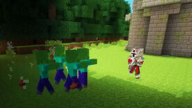 Image for Exactly What It Sounds Like: Minecraft DOTA