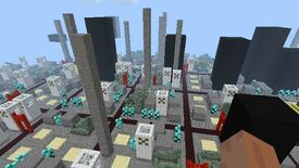 Image for A Very Minecraft Megacity: The Endless City Mod