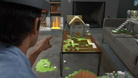Image for Hands On With HoloLens And Augmented Reality Minecraft