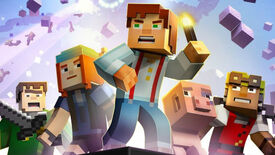 Image for Minecraft: Story Mode's First Episode Is Free On Windows 10