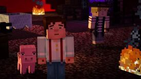 Image for Adventure Ho! Telltale's Minecraft: Story Mode Started