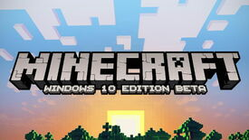 Image for Minecraft: Windows 10 Edition Announced