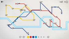 Image for Mini Metro has turned me into my worst nightmare