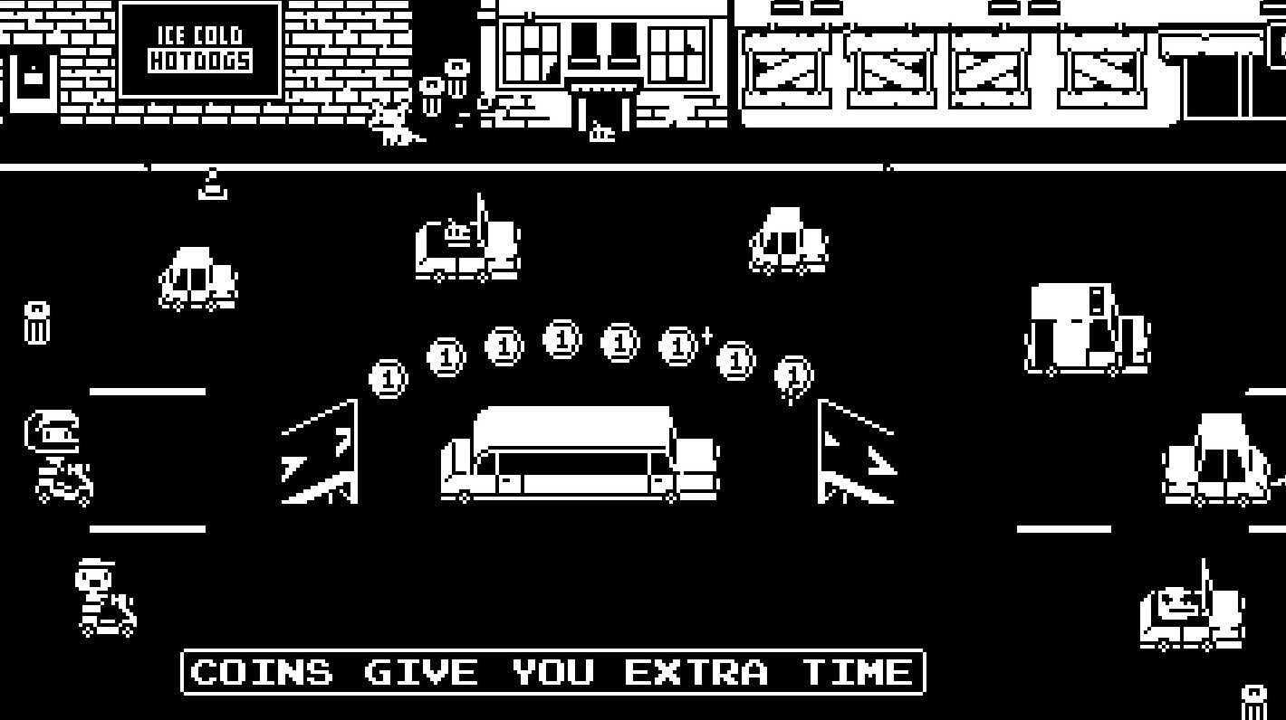 Minit Fun Racer is a new speedy spin-off from time-looping adventure Minit