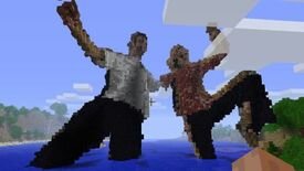 Image for Minecraft + Kinect = Internet Glory