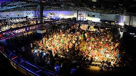 Image for MLG's StarCraft 2 Anaheim Tourney, Live