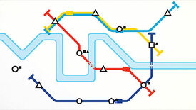 Image for Mini Metro Departs Early Access On November 6th