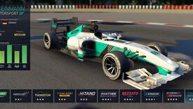 Image for Motorsport Manager Is About Handling Egos And Cars