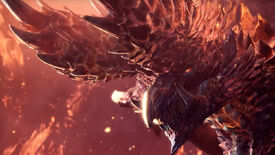 Image for Monster Hunter: World brings back cataclysmic elder dragon Alatreon this May