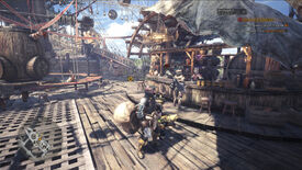 Image for Monster Hunter: World adds 21:9 support in today's update
