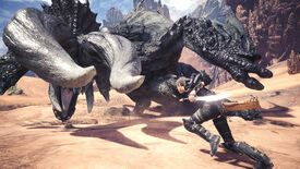 Image for Monster Hunter: World is being review-bombed over its movie adaptation