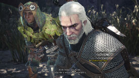 Image for Monster Hunter: World's Witcher crossover is finally on PC