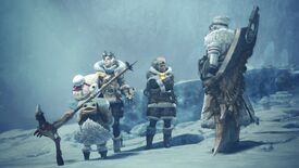 Image for Monster Hunter World: Iceborne will soon fix PC save file and CPU problems