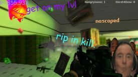 Image for Dubstep And Gifs Abound In FPS Montage Parody Game