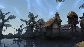 Image for Playing Morrowind for the first time? A little work makes it look wonderful