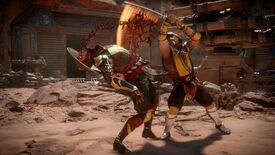 Image for Mortal Kombat 11 hates skeletons and brains but likes trailers