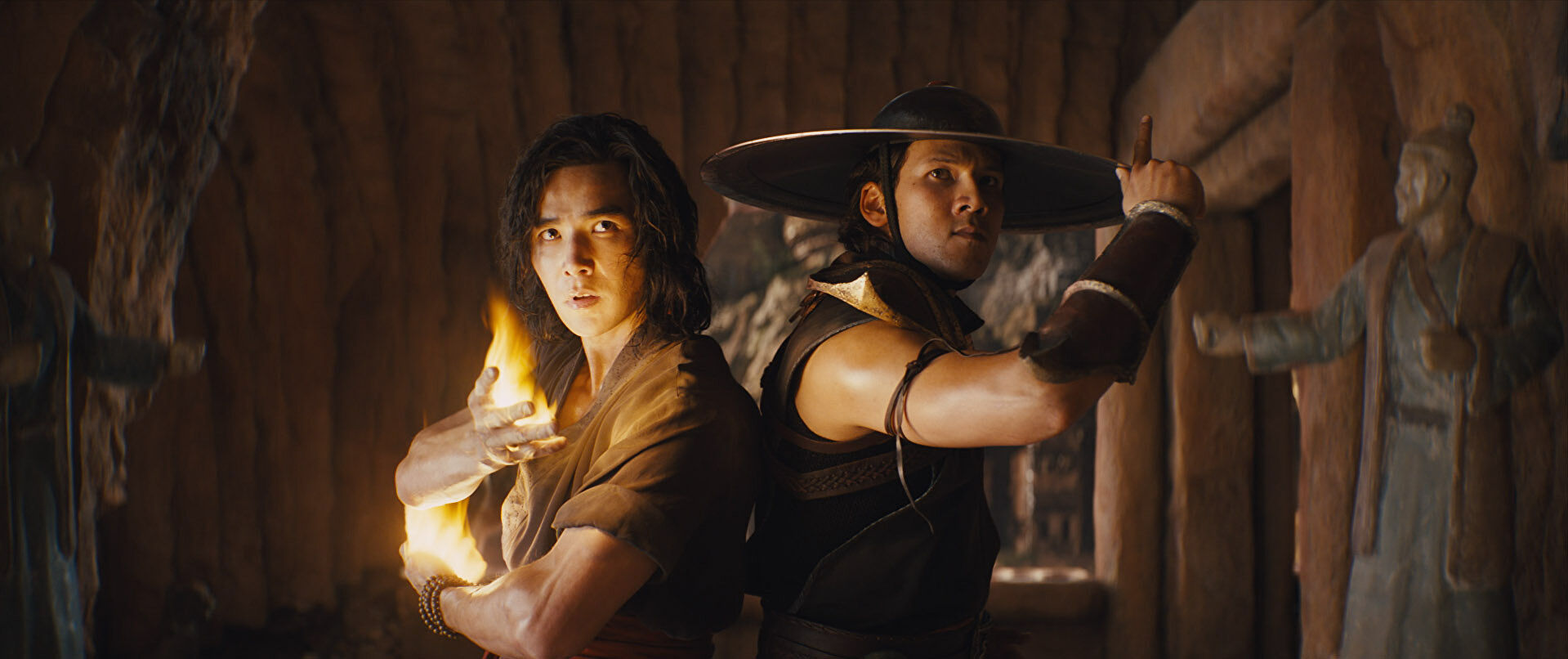 Mortal Kombat's movie trailer is violent and not awful