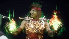Image for Mortal Kombat 11's story is one long intestine of exposition