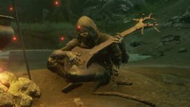 Image for Mortal Shell is a body-hopping Dark Souls tribute act, with wicked lute solos