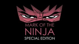 Image for Marked Improvement: Mark Of The Ninja's Special Edition