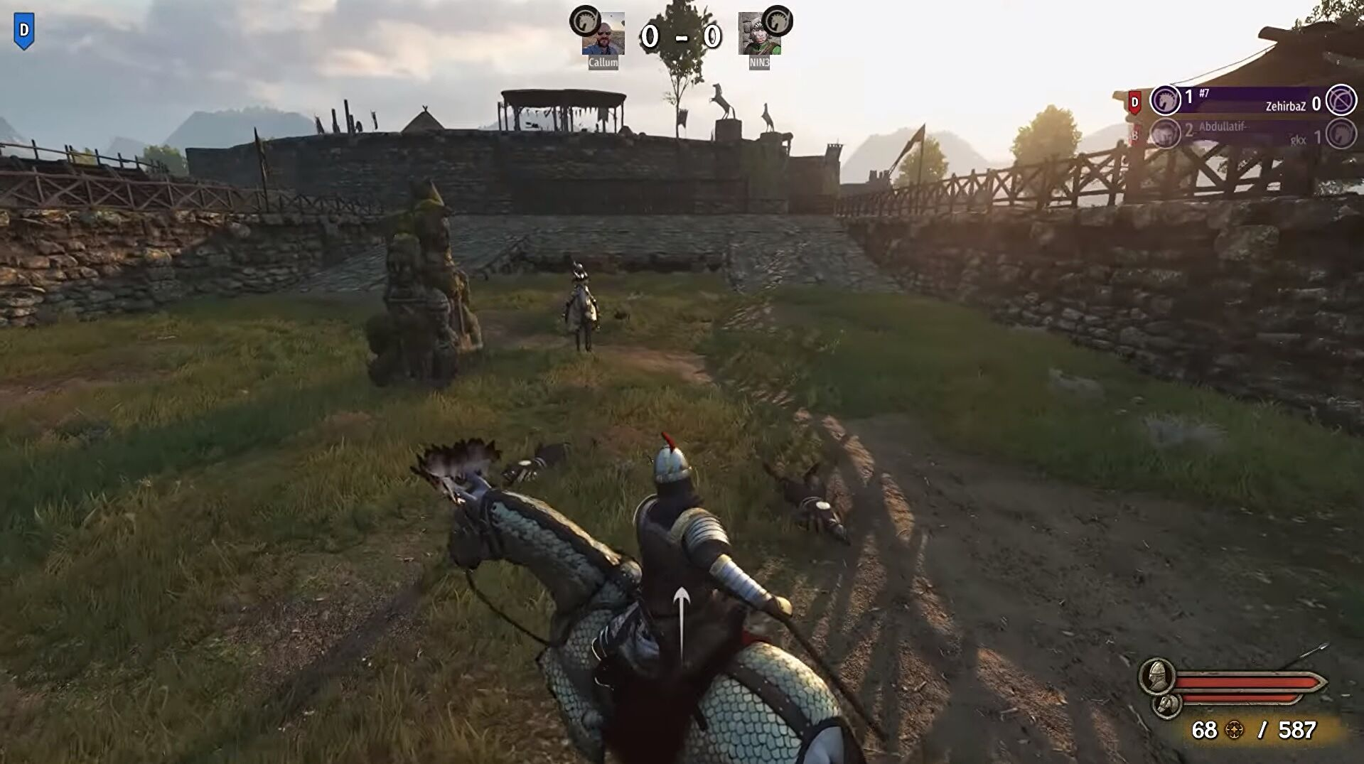 Mount & Blade 2: Bannerlord gears up for multiplayer duels