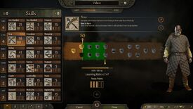 Image for Mount And Blade 2 Bannerlord skills: tips for character creation